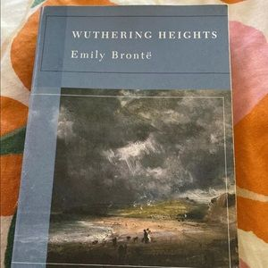 Wuthering Heights by Emily Brönte